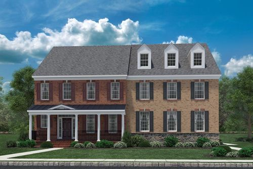Moorefield Green - The Oxford by Toll Brothers in Washington District of Columbia