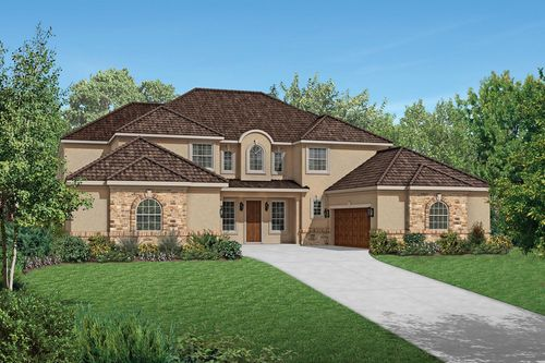 Riverstone - Olive Hill & Pecan Ridge by Toll Brothers in Houston Texas