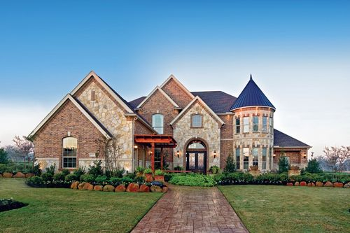 The Woodlands - Creekside Park - Coronet Ridge by Toll Brothers in Houston Texas