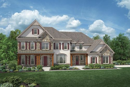 Hasentree - Signature Collection by Toll Brothers in Raleigh-Durham-Chapel Hill North Carolina