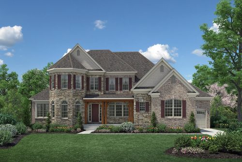 Hasentree - Executive Collection by Toll Brothers in Raleigh-Durham-Chapel Hill North Carolina