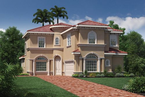 Jupiter Country Club - Golf Villas by Toll Brothers in Martin-St. Lucie-Okeechobee Counties Florida