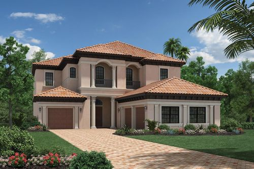 Parkland Golf and Country Club by Toll Brothers - Monogram C by Toll Brothers in Broward County-Ft. Lauderdale Florida