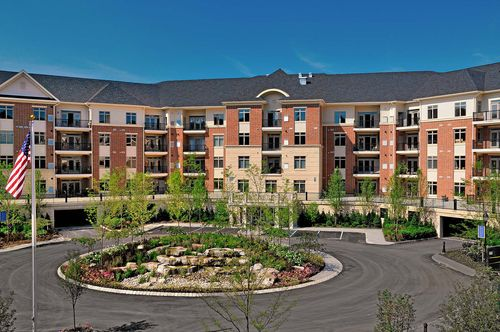 Huntingdon Place by Toll Brothers in Philadelphia Pennsylvania