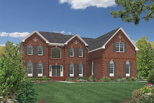 house for sale in Coventry Meadows by Toll Brothers
