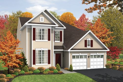 house for sale in Regency at Yardley by Toll Brothers