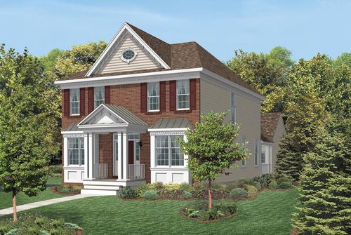 house for sale in Penn Land Farm by Toll Brothers