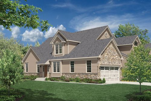 house for sale in Applebrook Meadows by Toll Brothers