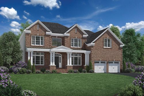 Reserve at French Creek by Toll Brothers in Philadelphia Pennsylvania