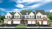 homes in Bowes Creek Country Club - The Townhome Collection by Toll Brothers