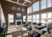 homes in Eden Prairie Woods by Toll Brothers