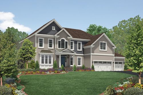 Eden Prairie Woods by Toll Brothers in Minneapolis-St. Paul Minnesota