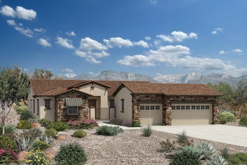 Montevista - Desert Willow Collection by Toll Brothers in Phoenix-Mesa Arizona