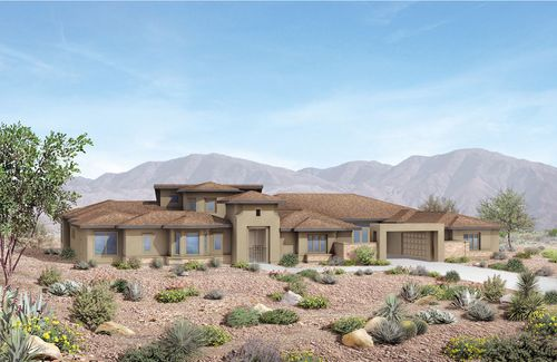 house for sale in Saguaro Estates by Toll Brothers