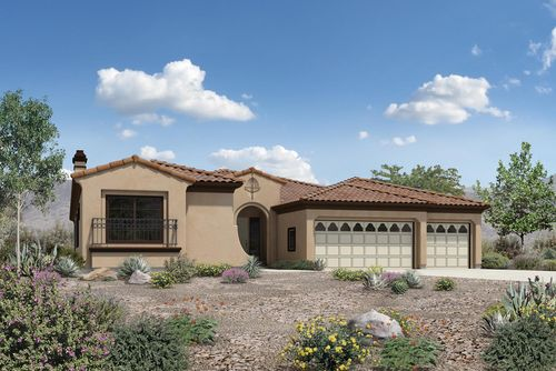 Windgate Ranch Scottsdale - Desert Willow Collection by Toll Brothers in Phoenix-Mesa Arizona
