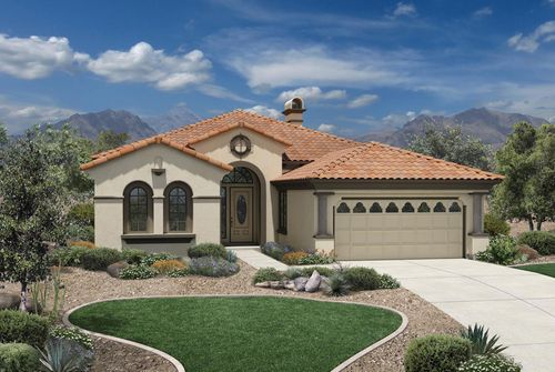 Montevista - Palo Verde Collection by Toll Brothers in Phoenix-Mesa Arizona