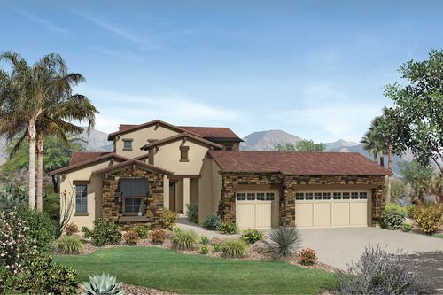 house for sale in Montevista - Cottonwood Collection by Toll Brothers