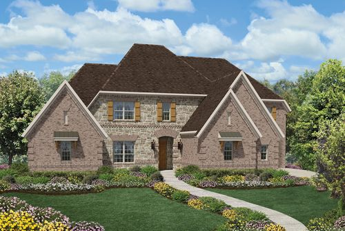house for sale in Shady Oaks by Toll Brothers