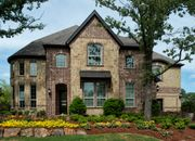 homes in Preserve at Flower Mound by Toll Brothers