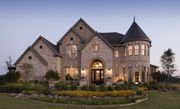 homes in Terracina at Flower Mound by Toll Brothers
