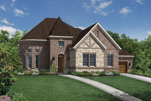 Carter Estates at Coppell by Toll Brothers in Dallas Texas