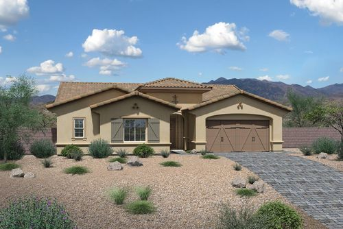 Montecito by Toll Brothers in Las Vegas Nevada