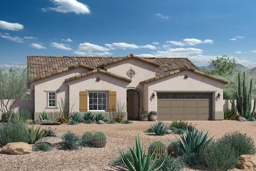 Toll Brothers at Inspirada - Bellante by Toll Brothers in Las Vegas Nevada
