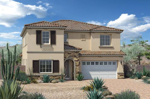 Toll Brothers at Inspirada - Villamar by Toll Brothers in Las Vegas Nevada