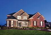 homes in Island Lake of Novi - Executive Collection by Toll Brothers