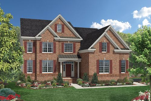 Island Lake of Novi - Executive Collection by Toll Brothers in Detroit Michigan