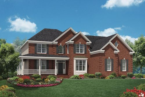 Century Oaks by Toll Brothers in Detroit Michigan