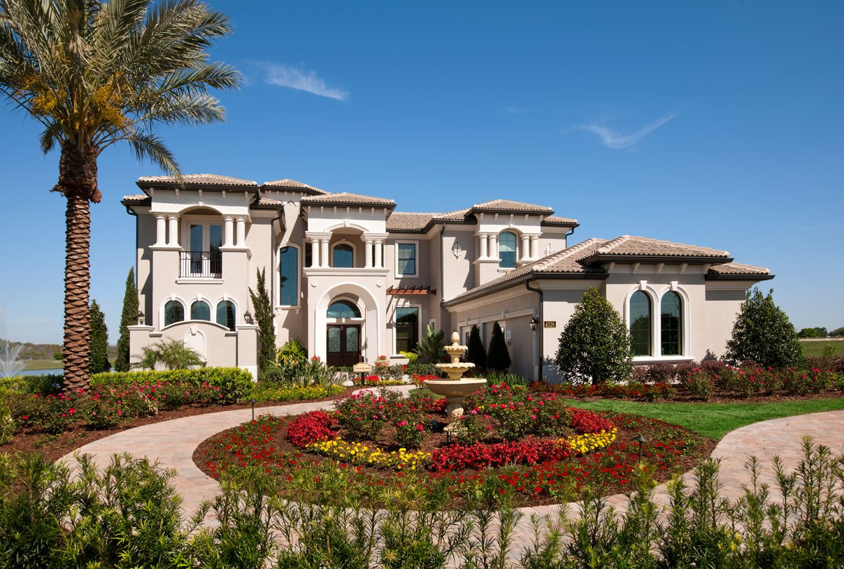Toll Brothers Casabella At Windermere Villa Milano