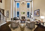 homes in High Oaks Estates by Toll Brothers