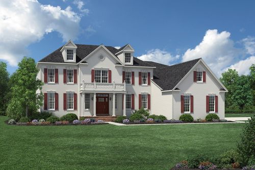 High Oaks Estates by Toll Brothers in Boston Massachusetts