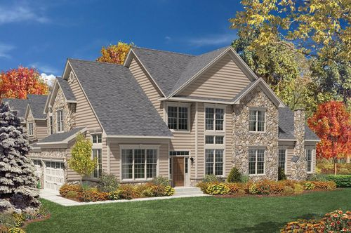 Enclave at Long Valley by Toll Brothers in Morris County New Jersey
