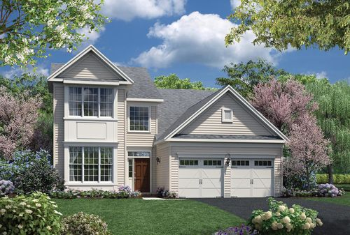 Enclave at Shrewsbury by Toll Brothers in Monmouth County New Jersey