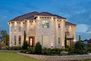 homes in The Woodlands - Creekside Park - Wooded Overlook by Toll Brothers