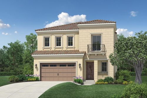 The Glen Collection at Porter Ranch by Toll Brothers in Los Angeles California