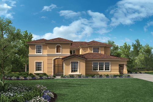 Toll Brothers at Amalfi Hills - Positano Collection by Toll Brothers in Orange County California