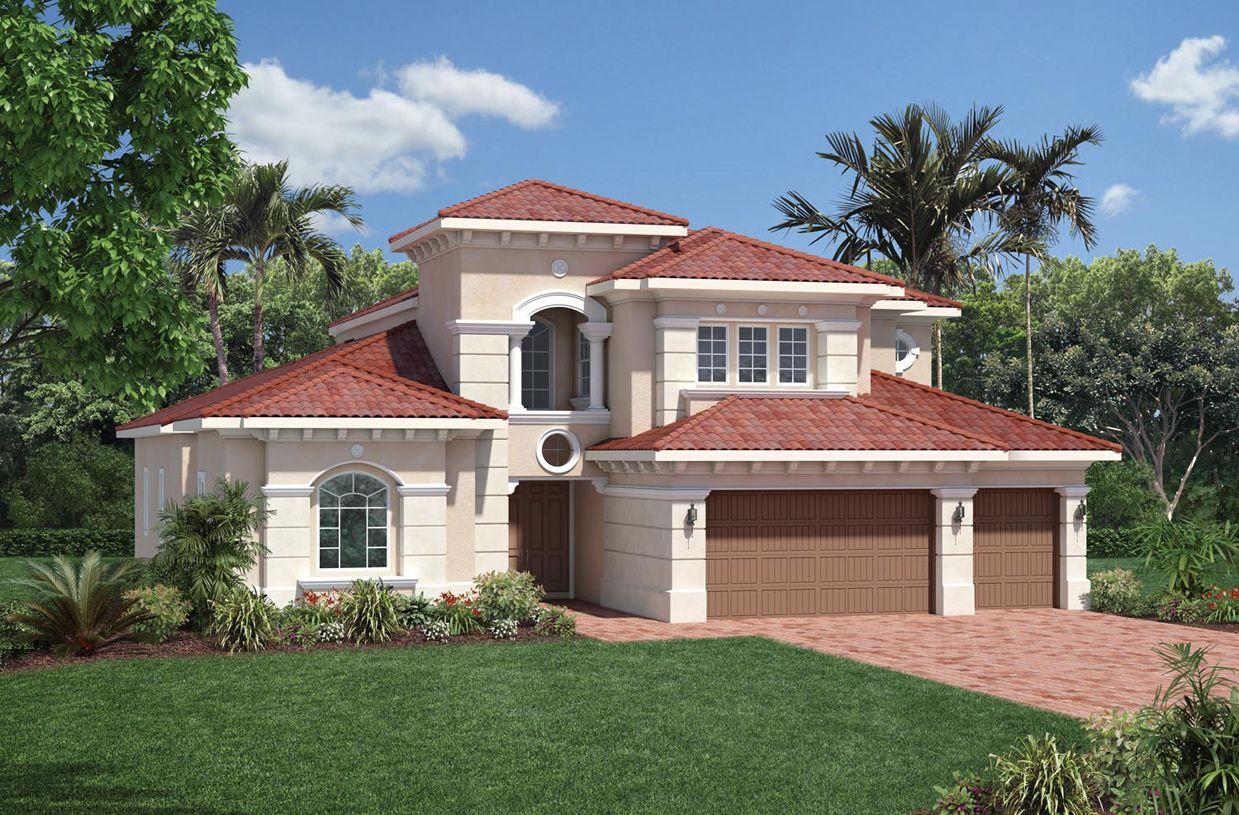 Jupiter Country Club - The Heritage Collection, Jupiter, FL Homes & Land - Real Estate