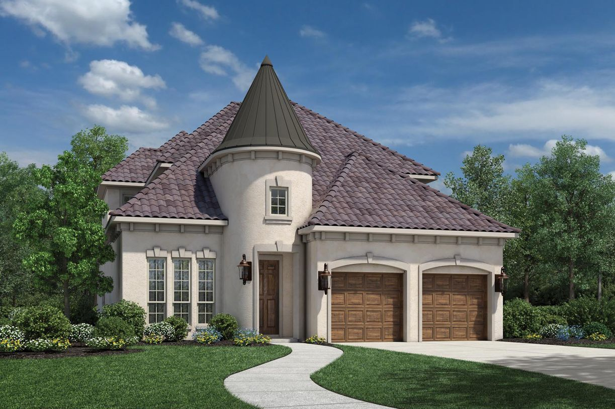 Toll Brothers West Park Villas Mondovi 1050145 Plano