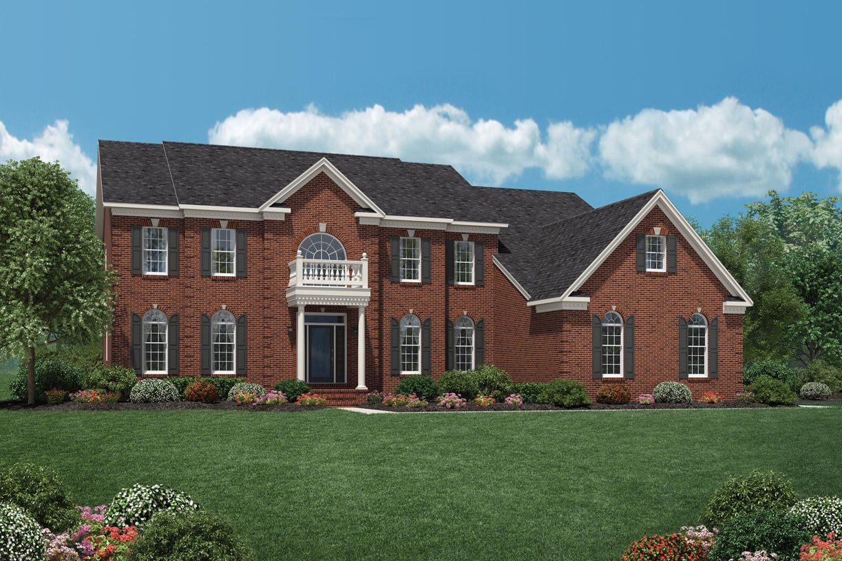 Toll Brothers at Oak Creek, Upper Marlboro, MD Homes & Land - Real Estate