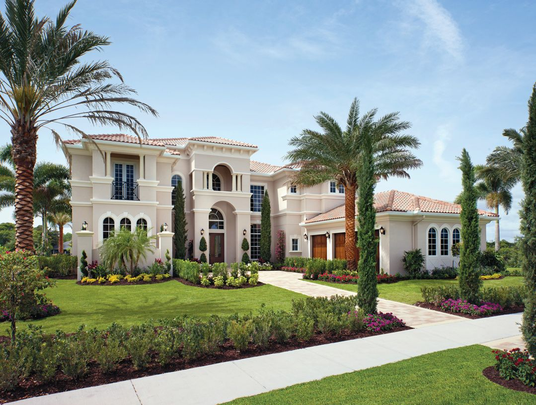 Casabella at windermere new homes in windermere fl by toll for House builders in florida