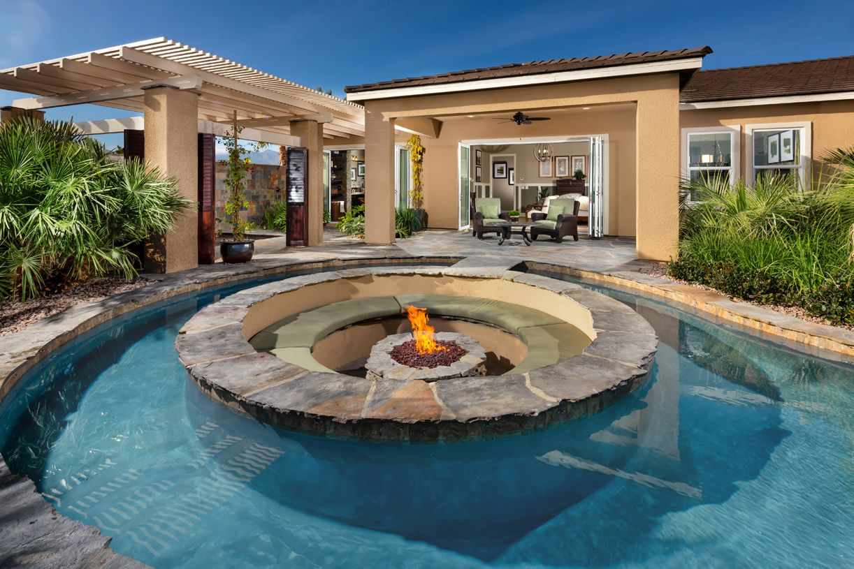 savona new homes in las vegas nv by toll brothers