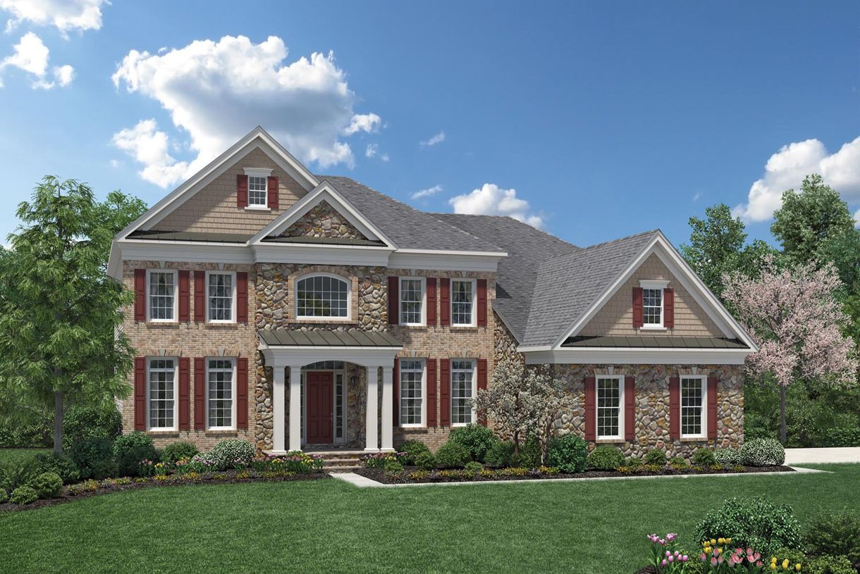 Green Level Crossing - The Woodlands, The Villages of Apex, NC Homes & Land - Real Estate