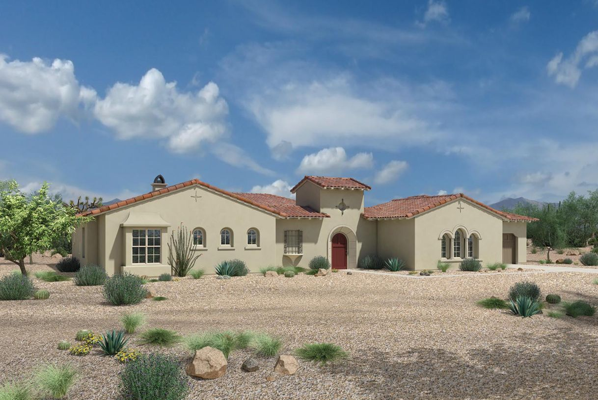 Toll Brothers at Rancho Terrasina, Stonegate, AZ Homes & Land - Real Estate