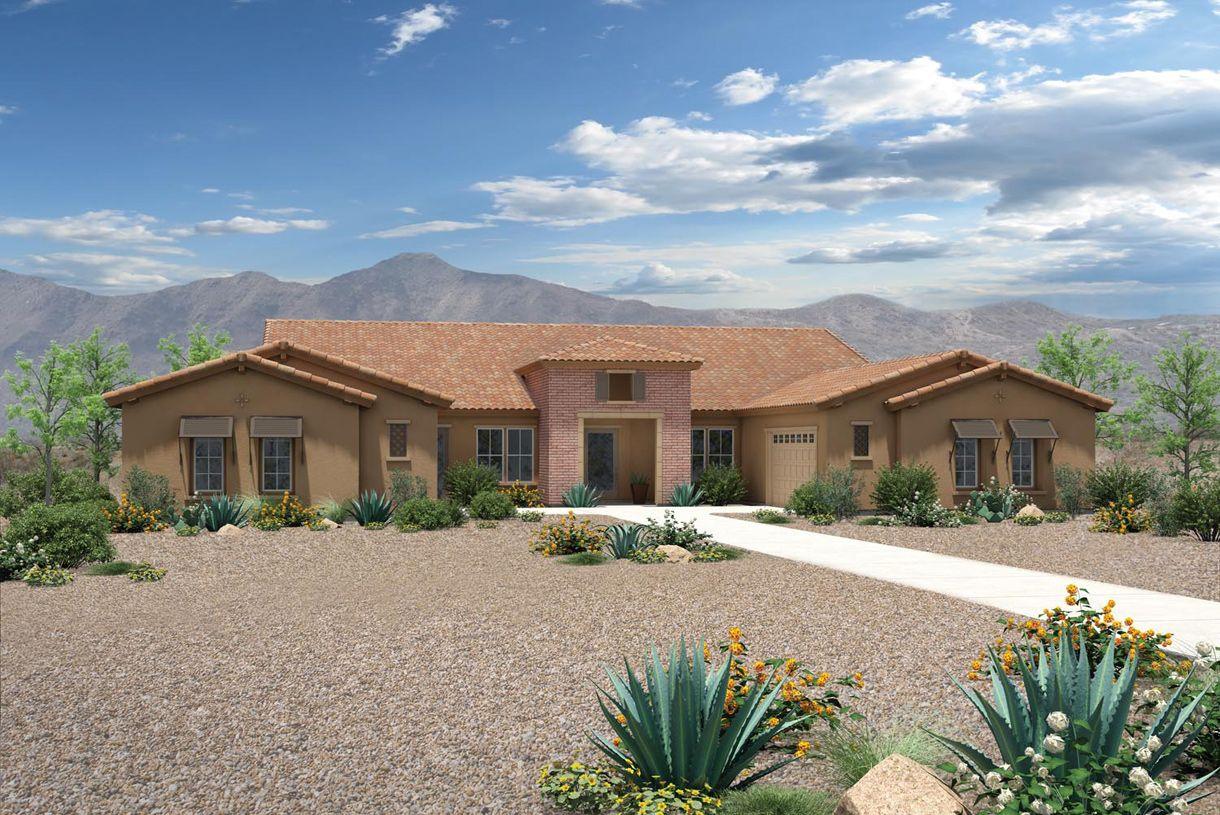 Toll Brothers at Rancho Terrasina, McDowell Mountain Ranch, AZ Homes & Land - Real Estate