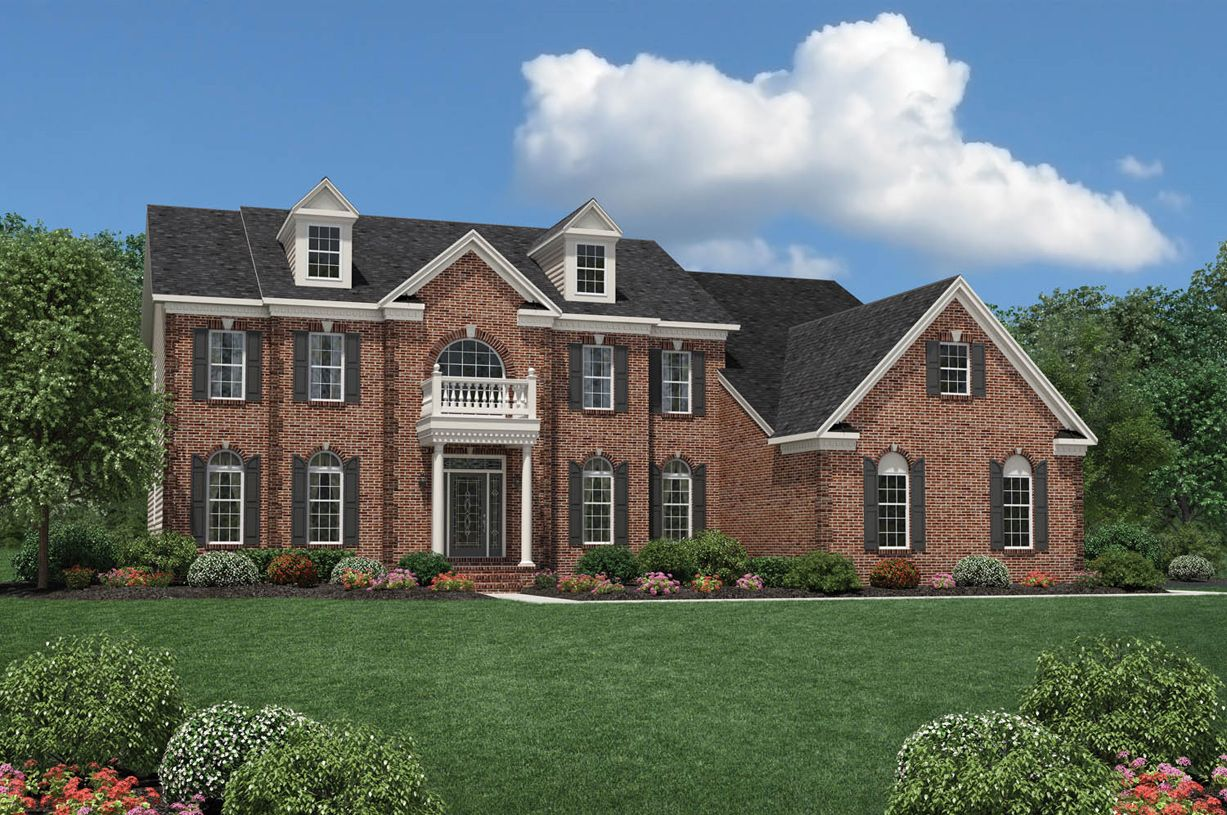 Toll Brothers at Oak Creek, Upper Marlboro, MD Homes & Land - Real Estate