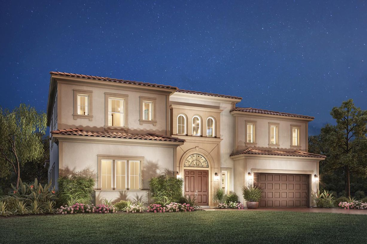 Toll Brothers at Robertson Ranch - The Bluffs, La Costa, CA Homes & Land - Real Estate