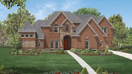Cartegena - Whittier Heights: Colleyville, TX - Toll Brothers